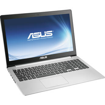 """ASUS VivoBook V551LB-DB71T Multi-Touch 15.6"""" Notebook Computer (Silver)"""