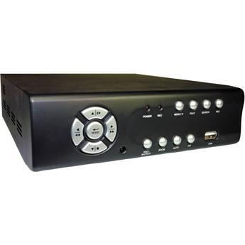ATV VLD4500 4-Channel H.264 D1 Digital Video Recorder (500 GB)