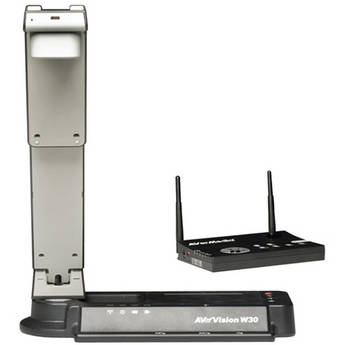 AVer W30 Wireless Document Camera (NTSC)