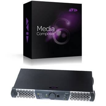 Avid Media Composer 7 with Mojo DX and Expert Plus Support (Activation Card)