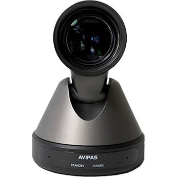 AViPAS 12x Full-HD SDI PTZ Camera with IP Live Streaming