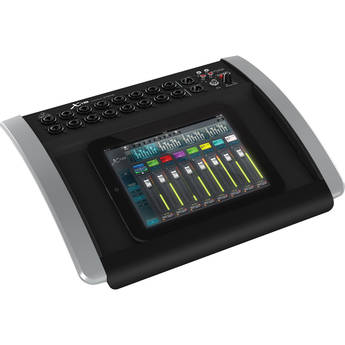 Behringer X18 - Compact 18-Input Digital iPad/Tablet Mixer