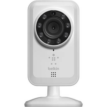 Belkin F7D7601 Netcam Wi-Fi Camera with Night Vision