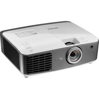BenQ Home Cinema Series W1500 1080p Full HD 3D Short-Throw Projector