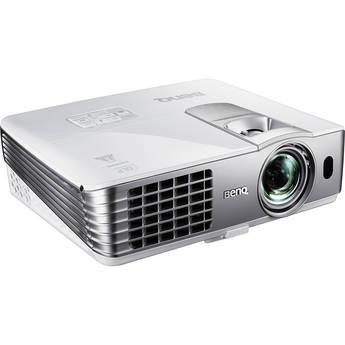 BenQ MS616ST SVGA Multi-Region 3D Ready DLP Projector