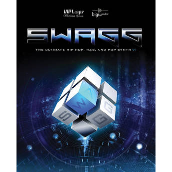 Big Fish Audio SWAGG Hip Hop, R&B, Pop, and Soul Synths (Download)