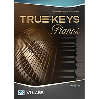 Big Fish Audio True Keys: Pianos Virtual Instrument (Download)