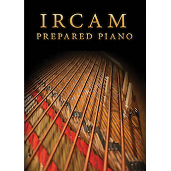 Big Fish Audio IRCAM Prepared Piano