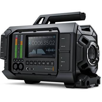 Blackmagic Design URSA 4K Digital Cinema Camera (Canon EF Mount)
