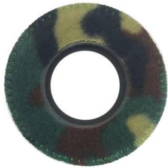 Bluestar Round Ultra Small Viewfinder Eyecushion (Fleece, Camo)
