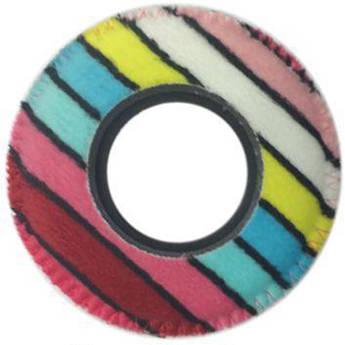 Bluestar Viewfinder Eyecushion -  Round, Ultra Small, Fleece (Killer Bee)