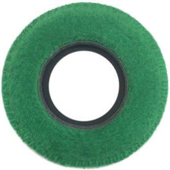 Bluestar Viewfinder Eyecushion -  Round, Ultra Small, Fleece (Green)