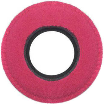Bluestar Viewfinder Eyecushion -  Round, Ultra Small, Fleece (Pink)