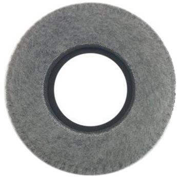 Bluestar Round Ultra Small Viewfinder Eyecushion (Fleece, Gray)