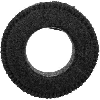 Bluestar Viewfinder Eyecushion -  Round, Ultra Small, Fleece (Black)