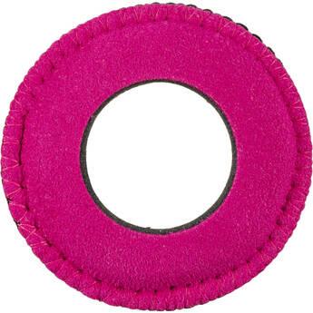 Bluestar Round Ultra Small Viewfinder Eyecushion (Ultrasuede, Pink)