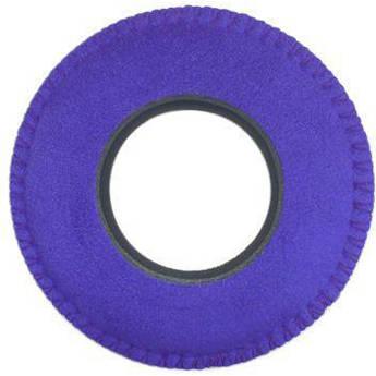 Bluestar Viewfinder Eyecushion -  Round, Ultra Small, Ultrasuede (Purple)