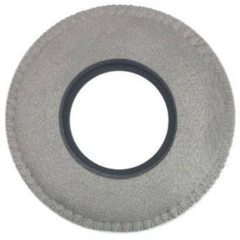 Bluestar Viewfinder Eyecushion -  Round, Ultra Small, Ultrasuede (Grey)