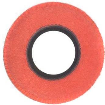 Bluestar Viewfinder Eyecushion -  Round, Extra Small, Fleece (Peach)