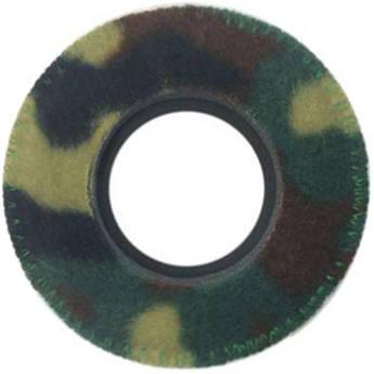 Bluestar Viewfinder Eyecushion -  Round, Extra Small, Fleece (Camo)