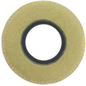 Bluestar Viewfinder Eyecushion -  Round, Extra Small, Fleece (Khaki)