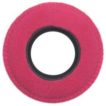 Bluestar Viewfinder Eyecushion -  Round, Extra Small, Fleece (Pink)