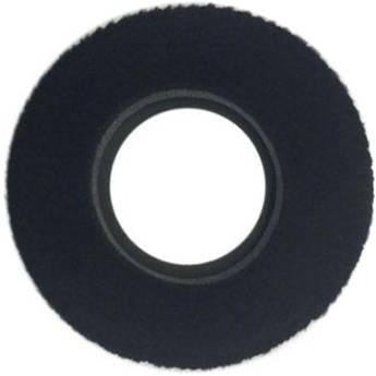 Bluestar Viewfinder Eyecushion -  Round, Extra Small, Fleece (Black)