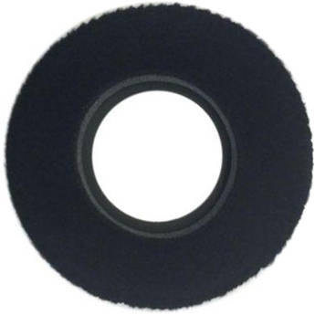 Bluestar Viewfinder Eyecushion -  Round, Extra Small, Fleece (Black)