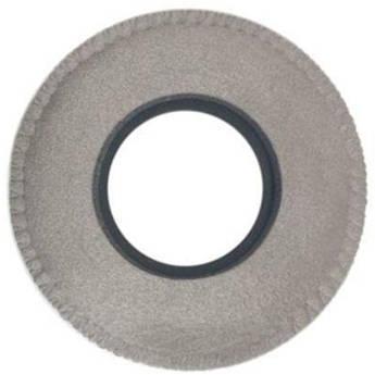 Bluestar Viewfinder Eyecushion -  Round, Extra Small, Ultrasuede (Grey)