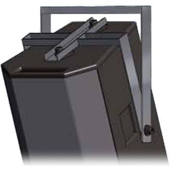 Bogen Communications Yoke Assembly for SSM Compact Loudspeaker Systems (White)