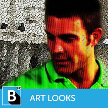 Boris FX Continuum 11 Art Looks Unit (Upgrade, Download)
