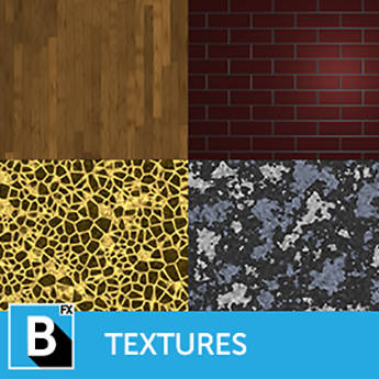 Boris FX Continuum 11 Textures Unit (Download)