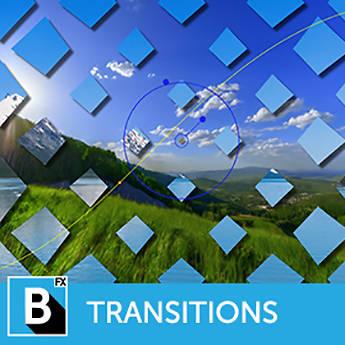 Boris FX Continuum 11 Transitions Unit (Upgrade, Download)
