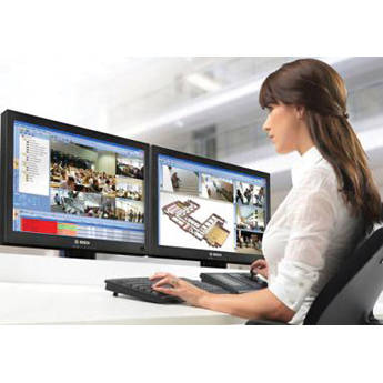 Bosch MBV-BLIT64-40 Video Management System Lite-64 Edition (Non-Expandable)
