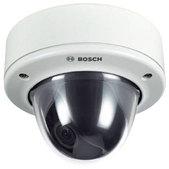 Bosch FLEXIDOME AN 5000 960H 18 to 50mm Vandal-Resistant WDR Day/Night Dome Camera with Heater (NTSC)