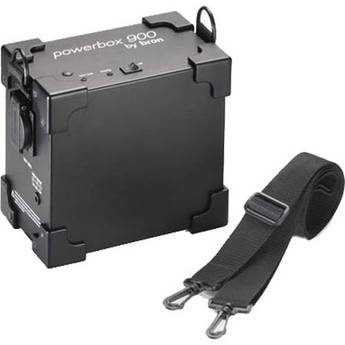Broncolor Powerbox 900 Battery Power Supply (120V)