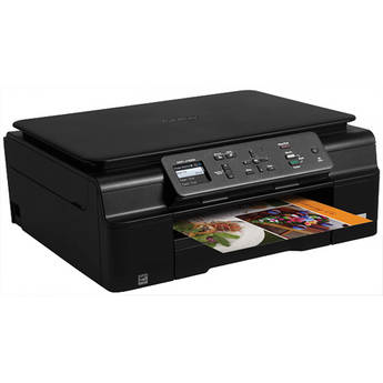 Brother DCP-J152w Wireless Color All-in-One Inkjet Printer