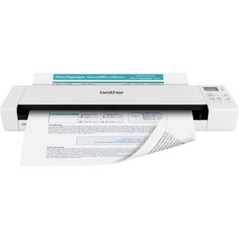 Brother DS-920W Duplex Wireless Mobile Document Scanner