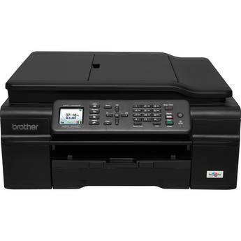 Brother MFC-J450dw Wireless Color All-in-One Inkjet Printer
