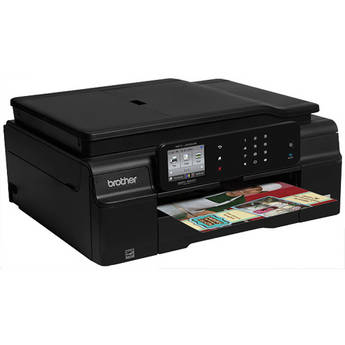 Brother MFC-J650DW Wireless Color All-in-One Inkjet Printer