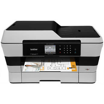 Brother MFC-J6720DW Wireless Color All-in-One Inkjet Printer