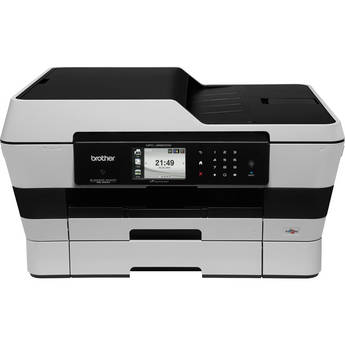 Brother MFC-J6920DW Wireless Color All-in-One Inkjet Printer