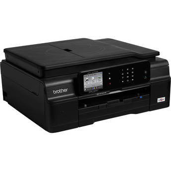 Brother MFC-J870DW Wireless Color All-in-One Inkjet Printer