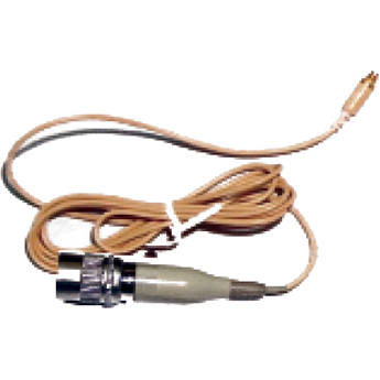 CAD E19ATCD - Replacement Cable for E19AT Headworn Microphone Terminated for Audio Technica Transmitter