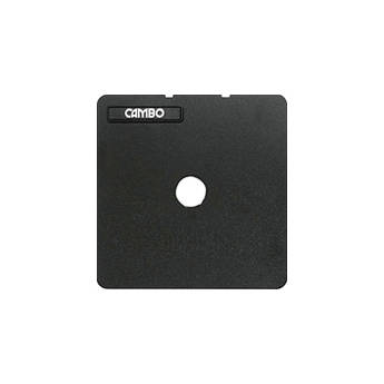 Cambo C-7 Flat Lensboard for #00 Shutter