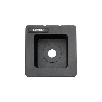 Cambo C-228 Recessed Lensboard for #0 Shutter
