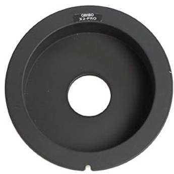 Cambo X-229 X2 Lens Plate (Recessed, M39 Threading)