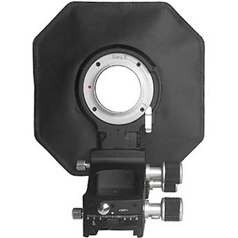 Cambo ACB-310 Rear Standard with Non-Rotating Sony E Mount (Black)