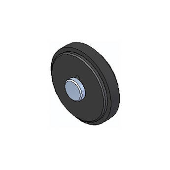 Cambo Rubber Drive Wheel for CS-MFC-2 & CS-MFC-3 Follow Focus Units