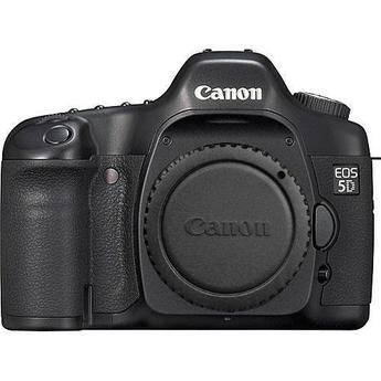Canon EOS 5D Digital Camera (Camera Body)